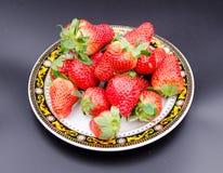 Fruits�strawberry Royalty Free Stock Photo