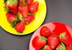Fruits�strawberry Royalty Free Stock Photos