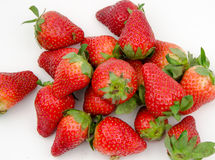 Fruits:strawberry Royalty Free Stock Image