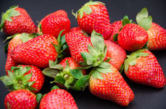 Fruits:strawberry Royalty Free Stock Photo