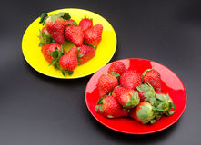 Fruits:strawberry Stock Photo