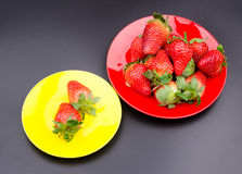 Fruits:strawberry Royalty Free Stock Photos