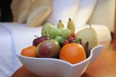 fruits гостиничный номер Стоковое Изображение RF