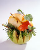 fruits жизнь все еще Стоковая Фотография RF