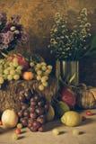 fruits жизнь все еще Стоковое Изображение RF