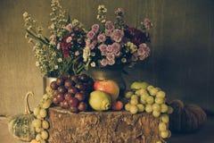 fruits жизнь все еще Стоковое Изображение
