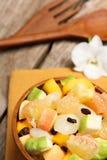 fruits здоровый салат стоковое фото rf