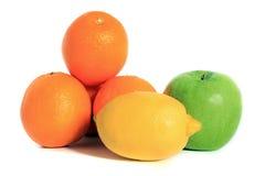 fruits зрелое различное стоковые фото