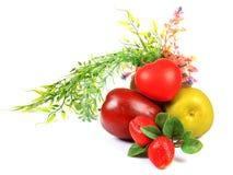 fruits здоровое сердце Стоковые Фотографии RF