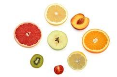 fruits здорово Стоковая Фотография