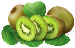 fruits киви Стоковое фото RF