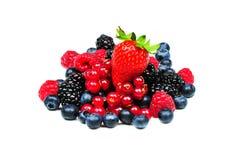 fruits красный цвет Стоковая Фотография