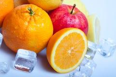 fruits ледисто стоковое изображение rf