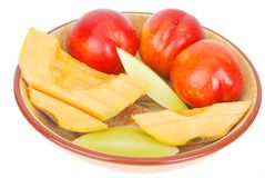 fruits лето Стоковое Изображение RF