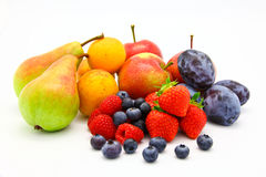 fruits много Стоковое фото RF