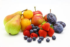 fruits много Стоковое Фото
