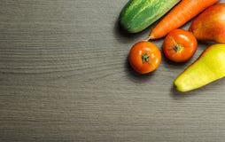 fruits органические овощи Стоковое Фото