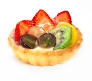 fruits пирог стоковое фото
