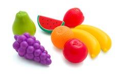 fruits пластмасса стоковые изображения