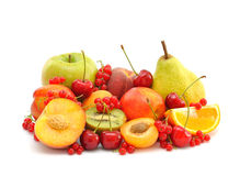 fruits различно стоковое фото