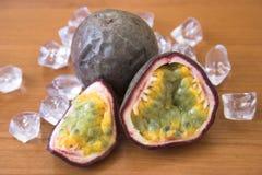 fruits страсть Стоковые Фотографии RF