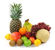 Fruits 01 stock images