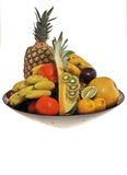 Fruits 03 photos libres de droits
