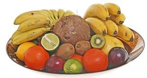 Fruits 04R1. Fresh Fruits Royalty Free Stock Image