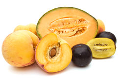 Fruits. photos stock