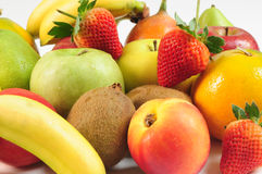 Fruits. Stock Photography