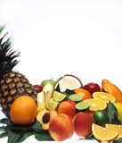 Fruits Royalty Free Stock Photo