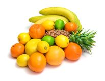 Fruits 2 Stock Photography
