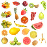 Fruits 2 stock images