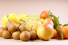 Fruits 2 d'automne Image stock