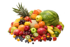Free Fruits Royalty Free Stock Photography - 3307397