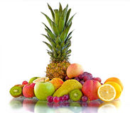Fruits photographie stock libre de droits