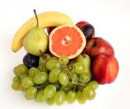 Fruits. Mixed fruits stock image
