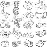 Fruits Illustration Libre de Droits