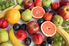 Fruits. Background royalty free stock photos