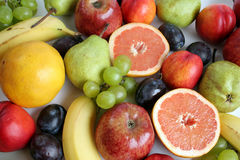 Fruits. Background royalty free stock images