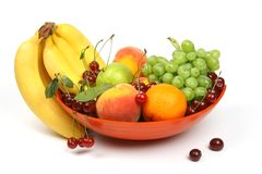 Fruits royalty free stock photography