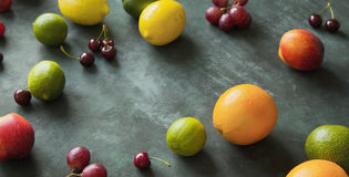 Fruits2 Στοκ Φωτογραφία