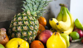 Fruits All Together Royalty Free Stock Photo