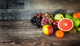 Fruits All Together Stock Image