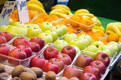 Fruits in Ameyoko market street Royalty Free Stock Photography