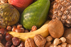 Free Fruits And Drops Royalty Free Stock Photo - 13944425