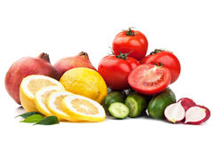 Free Fruits And Vegetables Royalty Free Stock Photos - 19314518