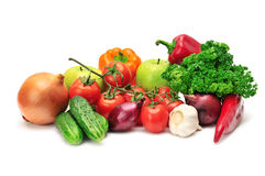 Free Fruits And Vegetables Stock Image - 34251501