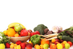 Free Fruits And Vegetables Stock Photos - 44804253