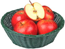 Fruits-Apple Stock Images